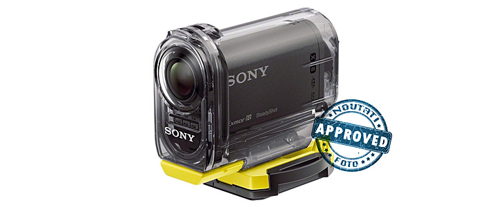 Review Sony Action Cam HDR-AS15