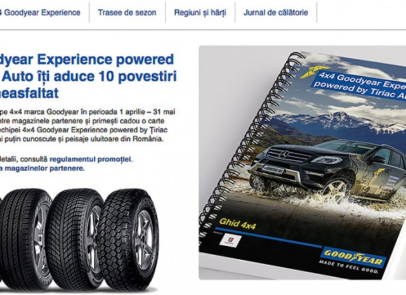 Cover Goodyear 4×4 Experience Romania