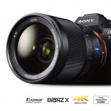 Sony A7S II just announced minutes ago