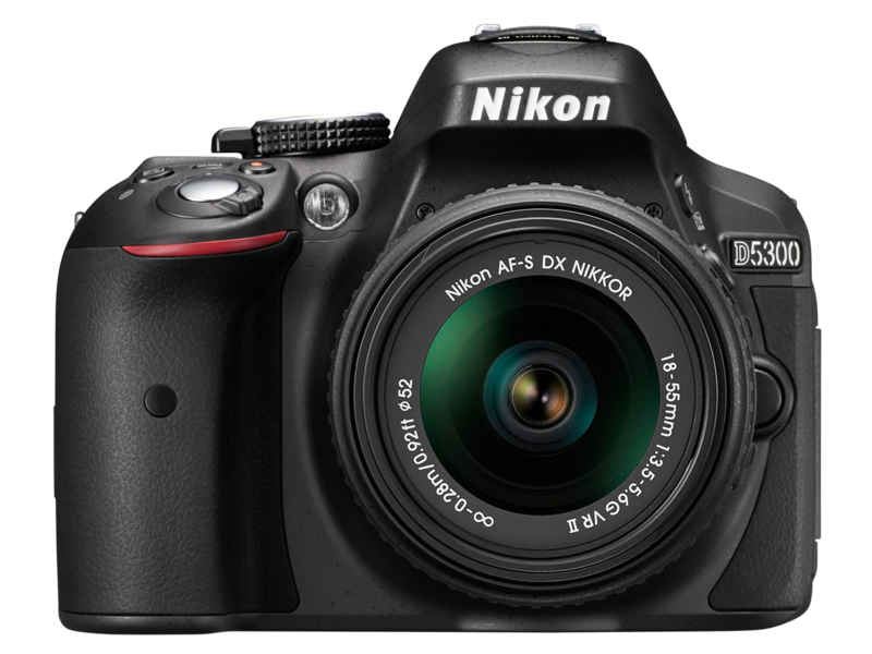 Nikon D5300 Black Friday