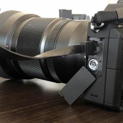 How to use Sony A9 FTP Transfer